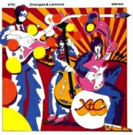 XTC エックスティーシー / Oranges & Lemons 輸入盤 【CD】
