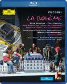 Puccini プッチーニ / 『ボエーム』全曲 ミキエレット演出、D.ガッティ&ウィーン・フィル、ネトレプコ、ベチャワ、他(2012 ステレオ) 【BLU-RAY DISC】