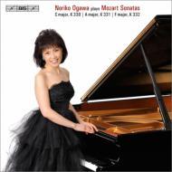 【送料無料】 Mozart モーツァルト / ピアノ・ソナタ第10番、第11番『トルコ行進曲付』、第12番 小川典子 輸入盤 【SACD】