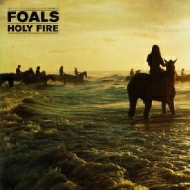 Foals フォールズ / Holy Fire 輸入盤 【CD】