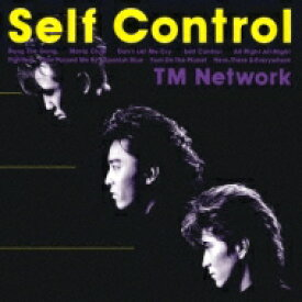 TM NETWORK ティーエムネットワーク / Self Control 【BLU-SPEC CD 2】