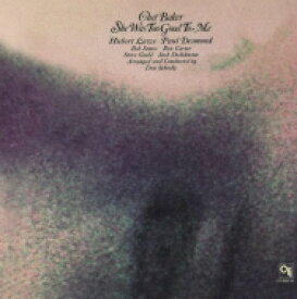 Chet Baker チェットベイカー / She Was Too Good To Me (180グラム重量盤レコード) 【LP】