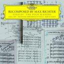 【送料無料】 Max Richter マックスリヒター / ヴィヴァルディ:四季(リコンポーズド・バイ・マックス・リヒター) …