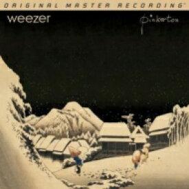 【送料無料】 Weezer ウィーザー / Pinkerton (高音質盤 / 180グラム重量盤レコード / Mobile Fidelity) 【LP】