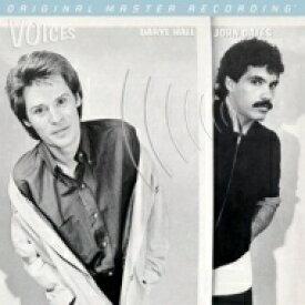 【送料無料】 Hall&Oates (Daryl Hall&John Oates) ホール&オーツ / Voices (高音質盤 / 180グラム重量盤レコード / Mobile Fidelity) 【LP】