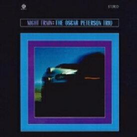 Oscar Peterson オスカーピーターソン / Night Train (180グラム重量盤レコード / waxtime) 【LP】