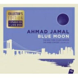 【送料無料】 Ahmad Jamal アーマッドジャマル / Blue Moon - New York Sessions 輸入盤 【CD】