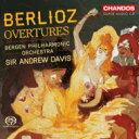 【送料無料】 Berlioz ベルリオーズ / 序曲集 A.デイヴィス&ベルゲン・フィル 輸入盤 【SACD】