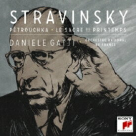 【送料無料】 Stravinsky ストラビンスキー / 『春の祭典』、『ペトルーシュカ』 ガッティ&フランス国立管弦楽団 【BLU-SPEC CD 2】