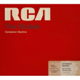 Strokes ストロークス / Comedown Machine 【CD】