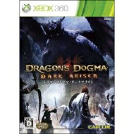 XBOX360ソフト / 【Xbox360】ドラゴンズドグマ: ダークアリズン 【GAME】