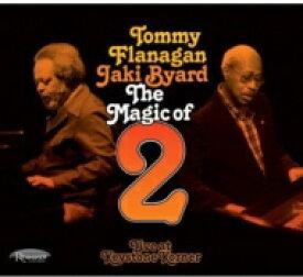 【送料無料】 Tommy Flanagan / Jaki Byard / Magic Of Two (2枚組アナログレコード / Resonance) 【LP】