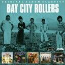 【送料無料】 Bay City Rollers ベイシティローラーズ / Original Album Classics 輸入盤 【CD】