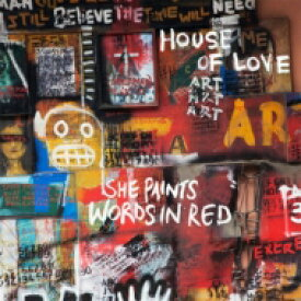 House Of Love / She Paints Words In Red 【CD】