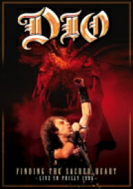 Dio ディオ / Finding The Sacred Heart: Live In Philly 1986 【BLU-RAY DISC】