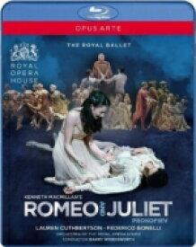 バレエ&ダンス / 『ロミオ&ジュリエット』 マクミラン振付、ロイヤル・バレエ、ボネッリ、カスバートソン、他(2012) 【BLU-RAY DISC】