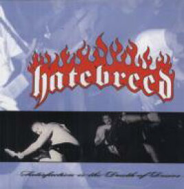 Hatebreed ヘイトブレッド / Satisfaction Is The Death Of Desire 【LP】