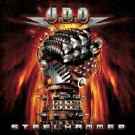【送料無料】 U. D. O. / Steelhammer 【CD】