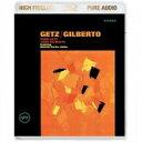 【送料無料】 Stan Getz/Joao Gilberto スタンゲッツ/ジョアンジルベルト / Getz / Gilberto 【BLU-RAY AUDIO】