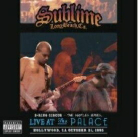 Sublime サブライム / 3 Ring Circus: Live At The Palace 輸入盤 【CD】