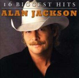 Alan Jackson アランジャクソン / 16 Biggest Hits 輸入盤 【CD】