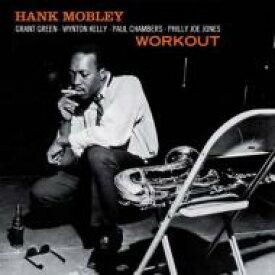 Hank Mobley ハンクモブレー / Workout (180グラム重量盤レコード / waxtime) 【LP】