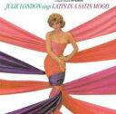 Julie London ジュリーロンドン / Sings Latin In A Satin Mood (180グラム重量盤レコード / waxtime) 【LP】