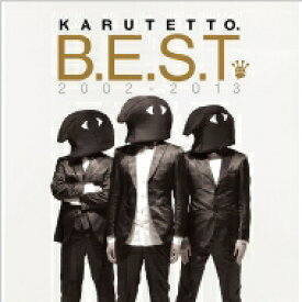 カルテット. / KARUTETTO. B.E.S.T.2002-2013 【CD】