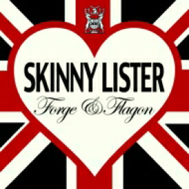 Skinny Lister / Forge & Flagon Japan Edition 【CD】