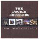 【送料無料】 Doobie Brothers ドゥービーブラザーズ / 5cd Original Album Series Vol.2 輸入盤 【CD】