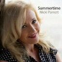 Nicki Parrott ニッキパロット / Summertime 【CD】