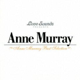 Anne Murray アンマレー / Love Sounds: Anne Murray 【CD】