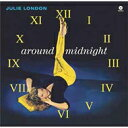 Julie London ジュリーロンドン / Around Midnight (180グラム重量盤レコード / waxtime) 【LP】