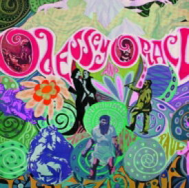 【送料無料】 Zombies ゾンビーズ / Odessey & Oracle (Mono) 【LP】