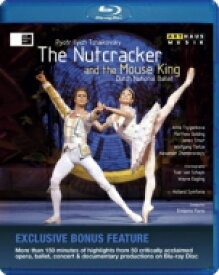 バレエ&ダンス / Nutcracker(Tchaikovsky): Tsygankova Golding Stout Zhembrovsky Dutch National Ballet 【BLU-RAY DISC】