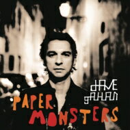 Dave Gahan デイブガーン / Paper Monsters 輸入盤 【CD】