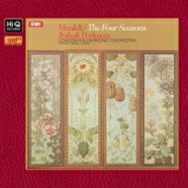 【送料無料】 Vivaldi ヴィヴァルディ / 『四季』 パールマン、ロンドン・フィル(XRCD) 【CD】