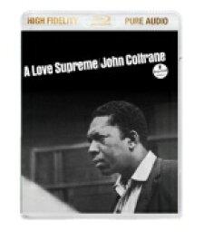 【送料無料】 John Coltrane ジョンコルトレーン / Love Supreme 至上の愛 【BLU-RAY AUDIO】