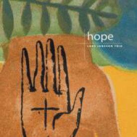 Lars Jansson ラーシュヤンソン / Hope 輸入盤 【CD】
