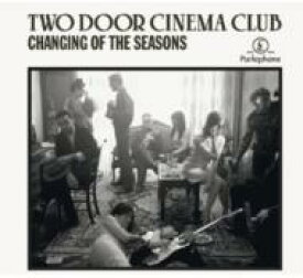 Two トゥードアシネマクラブ / Changing Of The Seasons (4tracks) 輸入盤 【CDS】