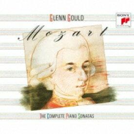 【送料無料】 Mozart モーツァルト / ピアノ・ソナタ全集 グールド(4SACD) 【SACD】