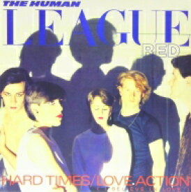 Human League ヒューマンリーグ / Love Action 【12in】
