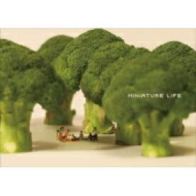 【送料無料】 MINIATURE LIFE ミニチュアライフ / MINIATURE CALENDAR 【本】
