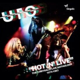 【送料無料】 U.F.O. ユーエフオー / Chrysalis Live Anthology 1974-1983 【CD】