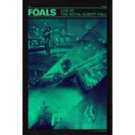 【送料無料】 Foals フォールズ / Live At The Royal Albert Hall 【BLU-RAY DISC】