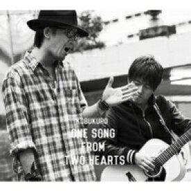 【送料無料】 コブクロ / One Song From Two Hearts 【初回限定盤 スペシャル・パッケージ仕様】 【CD】