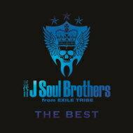 【送料無料】 三代目 J Soul Brothers from EXILE TRIBE / THE BEST / BLUE IMPACT (2CD+2Blu-ray) 【CD】