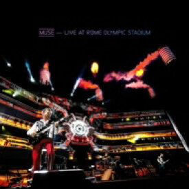 【送料無料】 Muse ミューズ / Live At Rome Olympic Stadium<CD+DVD> 輸入盤 【CD】