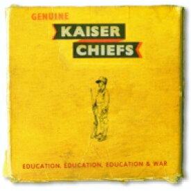 Kaiser Chiefs カイザーチーフス / Education Education Education & War 輸入盤 【CD】