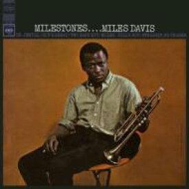 Miles Davis マイルスデイビス / Milestones (ステレオ / 180グラム重量盤レコード) 【LP】